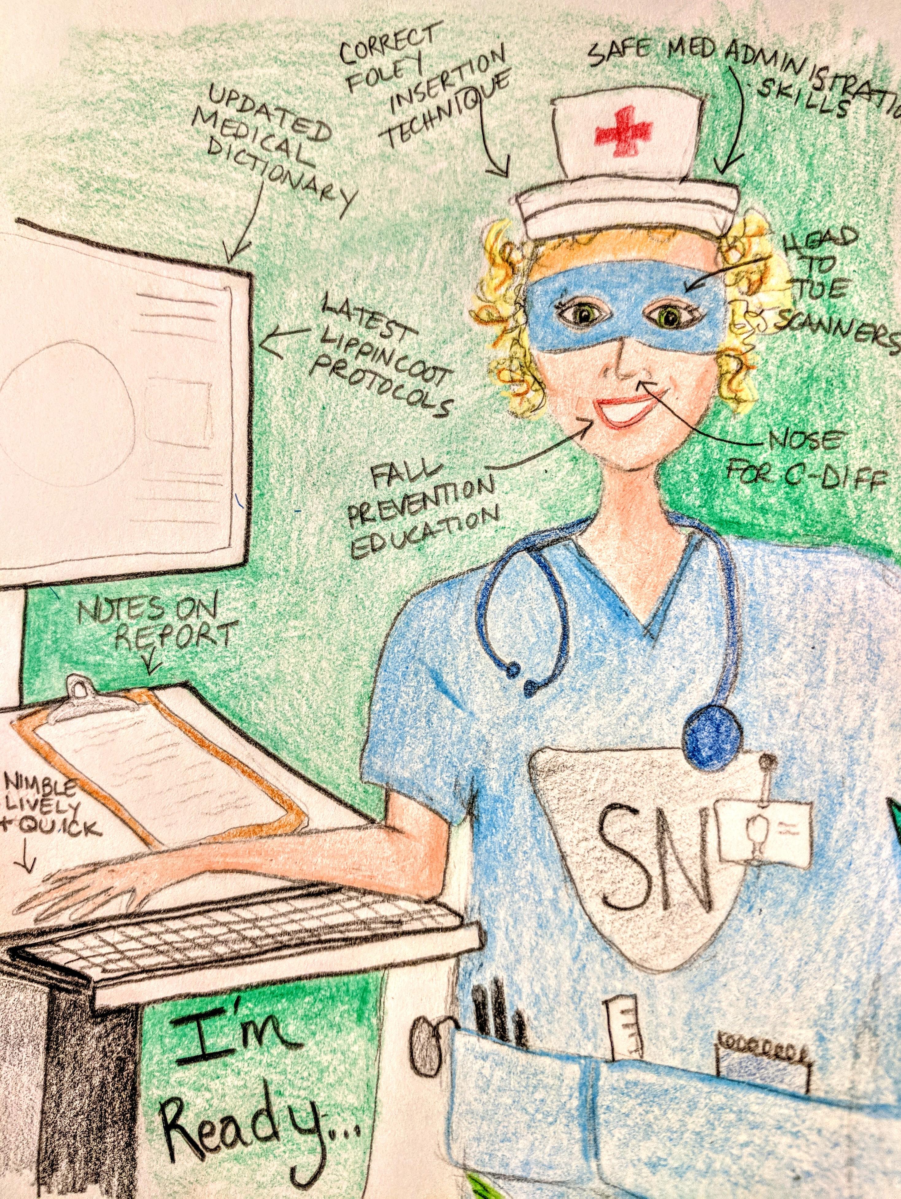 School Nurse Medication